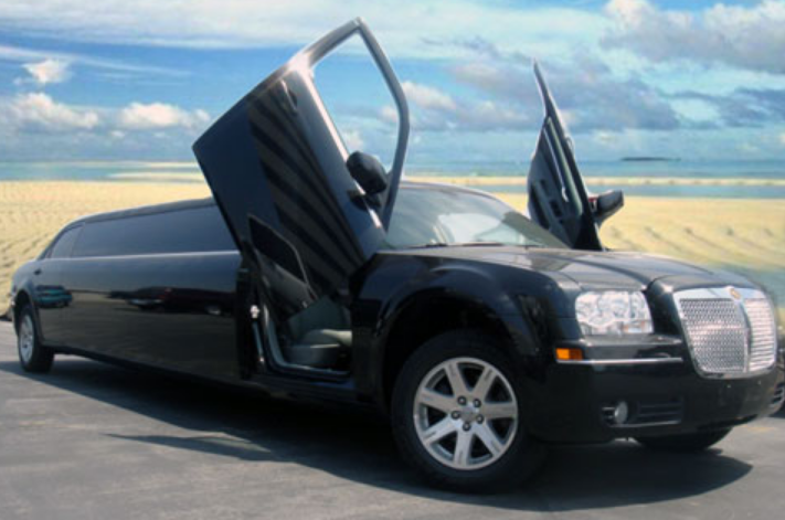 classic limousine black